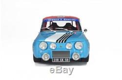 Renault 8 Gordini Groupe F 1/18 (1750ex) otto ottomobile OT186