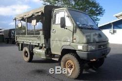 Renault B110 4x4 MO Kaki Transport Gendarmerie Nouveau Perfex 1/43