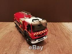 Renault CCGC pompier 1/43