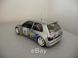 Renault Clio Maxi Tour de Corse 1995 1/18 OTTO ottomobile OT508