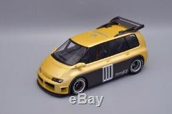 Renault Espace F1 OttOmobile 1/18 Ref. OT038 Edition Limitée