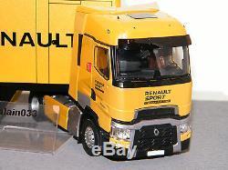 Renault T520 High Renault Sport 2016 Eligor 1/43 115979