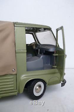 Renault estafette jouet de france filoguideé 1/18