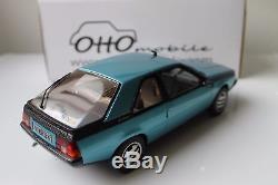 Renault fuego GTX 1/18 (999ex) otto ottomobile OT586