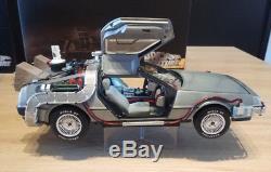 Retour vers le futur / Back to the future DeLorean Hot Wheels Elite Ultimate