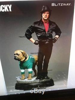 Rocky 2 blitzway no sideshow no hot toys neuf en boite Sylvester Stallone