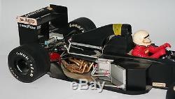 Rosso WRX F1 643 Formel 1 Rennwagen Maßst 18 entwickelt von Pocher + Fahrer