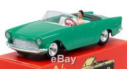 SOLIDO Série 100 Simca Oceane + Fiat Abarth + Fors Thunderbirg +Aston Vantage