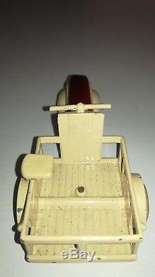 SOLIDO demontable SCOOTER LAMBRETTA TRIPORTEUR GLACIER