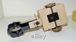 SOLIDO demontable SCOOTER LAMBRETTA TRIPORTEUR GLACIER COMPLET