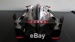 SPARK 1/18 AUDI R18 e-tron Quattro #2 LE MANS Winner 2014