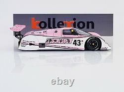 SPARK KBS044 PORSCHE 962 GTI n°43 Le Mans 1990 Reuter Weaver Lehto 1.43