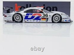 SPARK S0162 MERCEDES CLK-LM n°36 Le Mans 1998 Gounon Bouchut Zonta 1.43 NB