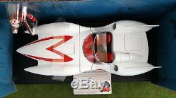 SPEED RACER MACH 5 film BD singe CHIM CHIM 1/18 AMERICAN MUSCLE ERTL 33141 36685