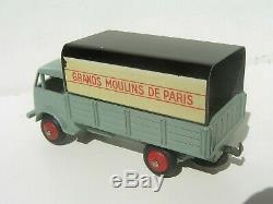 SUPERBE vrai DINKY TOYS France 25JV Ford MOULINS DE PARIS Etat quasi ultra NEUF