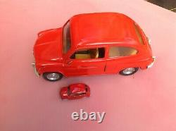 Sanchis SEAT 600 D large scale scarce toys so dinky PAYA RICO