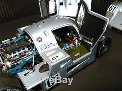 Sauber-Mercedes C9 LM 1989 #61 Exoto 118