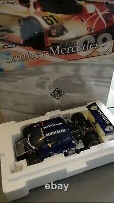 Sauber Mercedes-benz C9 Exoto Michelin 118