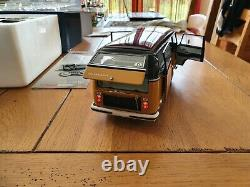 Schuco 1/18 VW T2 Bus Schucotronic 2.4 RC Limited Edition (Art. 45 001) RARE
