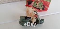Scooter Vespa Miniature Marque Bs En Boite
