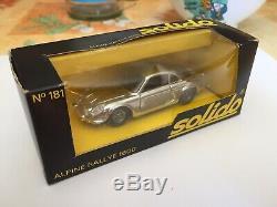 Solido Alpine Rallye 1600