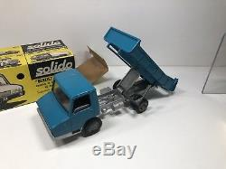 Solido Camion Berliet Stradair Benne
