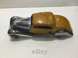 Solido Demontable Major 1933 Ref 11 Berline De Course Motorisée