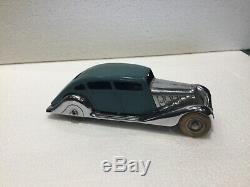 Solido Demontable Major 1934 Ref 13 Limousine Aérodynamique Motorisée