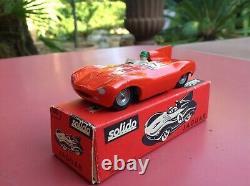 Solido Ref 100 Jaguar D Le Mans near mint in box proche neuf en boite d'origine