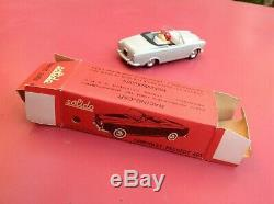 Solido Ref 108 Peugeot 403 cabriolet mint in box neuf en boite d'origine