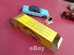 Solido Réf 128 FORD Thunderbird Mint in box Neuve en boite d'origine