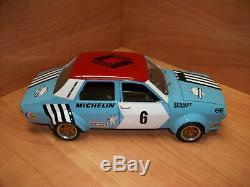 Solido Renault 12 Gordini Kit Proto 1/18