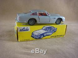 Solido Serie 100 Aston Martin Db5 Vantage En Boite Originale N° 130 (s)