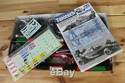 TAMIYA kit 1/14 TAMTECH FERRARI 643 48008-8800