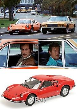 THE PERSUADERS AMICALEMENT VOTRE, Ferrari Dino 246GT KYOSHO au 1/18