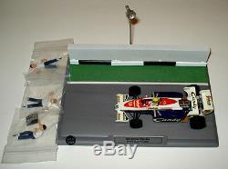 TOLEMAN TG 84 DIORAMA Senna British GP'84 1/43 SMTS Factory built n°323/500