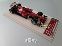 Tameo 1/43 Ferrari F138 F. Alonso winner Chinese Gp 2013 TMB014 LE 044/300