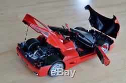 Tamiya 1/12 Ferrari F50 RED ROUGE Excellent état