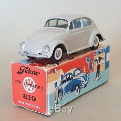 Tekno Modèle n° 819 Volkswagen Coccinelle / Beetle Type 2 Ancien