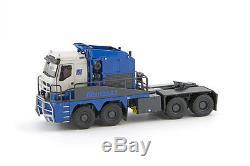 Tonkin 1/50 Nicolas Tractomas 8x8 Tracteur Lourd Mint In Box