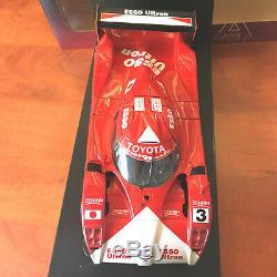 Toyota GT1 AutoArt 1/18 GT One N°3 2ème Le Mans 1999 89988