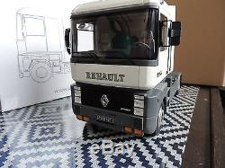 Tracteur Camion Renault Ae 500 Magnun 1/18 Otto Ottomobile Ottomodels