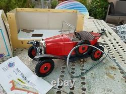 Très Rare HP CITROËN TORPEDO 5CV 1922-1926 fj ref 1119