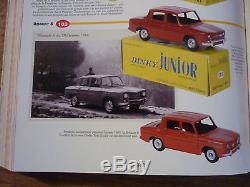 Tres rare renault 8 gordini dinky toys junior meccano france 1969 103