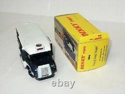 ULTRA COMPLET Dinky Toys FRANCE 566 CITROEN H HY POLICE NEUF Boîte SACHET NOTICE