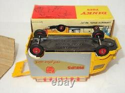 ULTRA COMPLET Dinky Toys FRANCE 587 CITROEN H HY PHILIPS NEUF Boîte CALE NOTICE