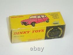 ULTRA RARE Boîte D'ORIGINE Dinky Toys série POCH Spain 518 Renault R 4 L 4L TBE