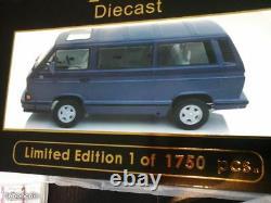 UNIQUE Volkswagen VW Bulli T3 Multivan 1/18
