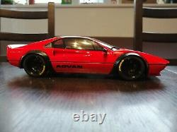 Unique Ferrari 308 lb works 1/18 gt spirit GT270