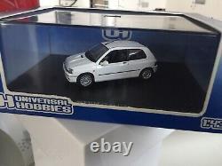 Universal hobbies 1/43 Renault Clio 16 S Blanche